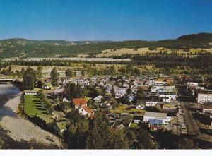 Panorama View , PRINCETON , B.C. , Canada , 50-70s