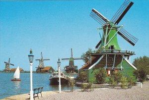Holland Wind Mills Multi Views