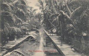 Negambo Canal , CEYLON , 00-10s