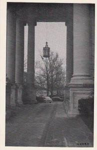 Washington DC East Portico Memorial Continental Hall Dexter Press Archives