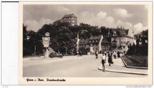 RP, Friedensbrucke , Greiz i. Thur. (Thuringia), Germany, 1920-1940s