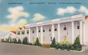 Pennsylvania Irwin The Jacktown Hotel