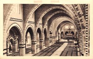 Congo Belge DRC Cathedrale De Kisantu Interieur
