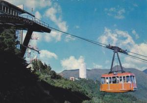 Teleferico Y Estacion En El Pico Del Avila, Caracas, Venezuela, 1950-1970s