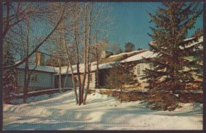 Wonewok Lodge,Near Park Rapids,MN Postcard