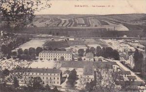 war 1914-1918 France Bar le Duc Les Casernes