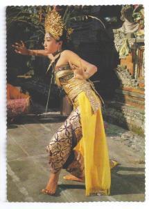 Balinese Legong Dancer Indonesia Bali 1977 4X6