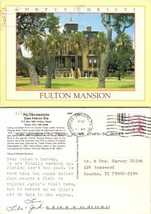 Fulton Mansion, Corpus Christi, Texas