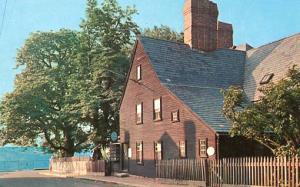 MA - Salem. House of the Seven Gables