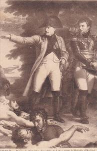 MEYR- Retour De Napoleon Dans I'lle De Lobau Apres La Bataille d'Essling, Mus...