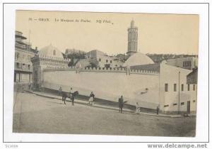 Oran, Algeria  00-10s La Mosquee du Pacha