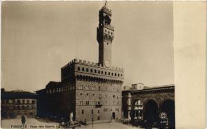 CPA FIRENZE Piazza della Signora . ITALY (501863)