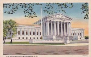 U S Supreme Court Washington D C