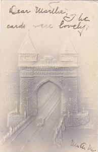 Memorial Arch, Hartford, Connecticut, PU-1905