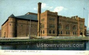 2nd Regiment Armory, National Guard in Trenton, New Jersey