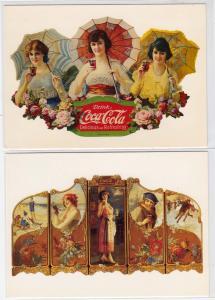 2 - Coca-Cola Cards
