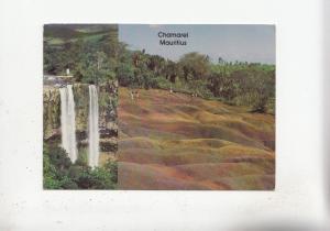 BF28338 mauritius ile de maurice  chamarel    front/back image