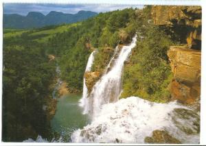 South Africa, Lisbon Falls, Eastern Transvaal, unused Postcard