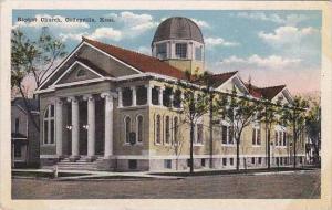 Kansas Coffeyville Baptist Church 1919