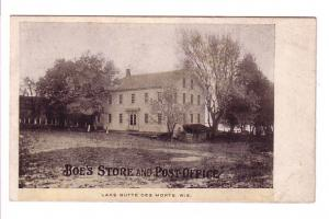 Boe's Store and Post Office Lake Butte Des Morts, Wisconsin