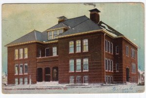 Waterville, Me, South Grammar School Building