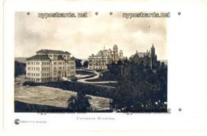 University Buildings, Syracuse NY