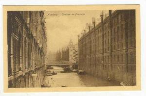 Hamburg, Germany, 00-10s  Speicher im Freihafen