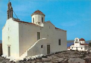Greece Spetsai Churches of St. Trinity and the Michaelmas