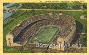 Stadium, Ohio State University Columbus OH Unused