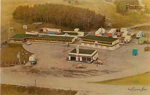 Canada, Saskatchewan, Wynyard, Olafson's Esso Service Station, Dexter No 46741-B