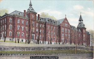ALLEGANY, New York; St. Elizabeth Academy, 00-10s