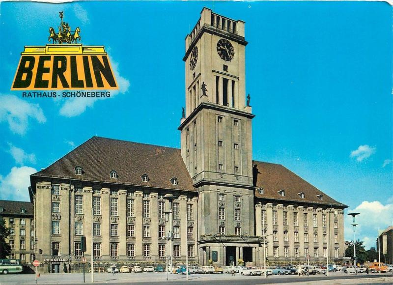 Germany Berlin Town Hall