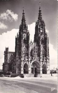 RP; Basilique Notre-Dame de l'Epine XV s.,celebre sanctuaire marial de peleri...