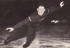 RP: Figure Skater ALAIN CALMAT (France) 1960s (2)