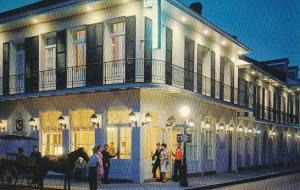 Louisaiana New Orleans Chateau Motor Hotel On Chartres Street