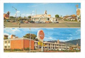 2Views, Covey's America Motel & Coffee Shop, Salt Lake City, Utah, 1940-1960s