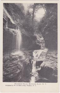 Rainbow Falls - Watkins Glen NY, New York - UDB
