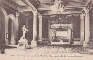 MONACO , 00-10s ; Oceanographic Museum , Salle centrale