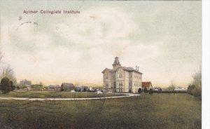 CANADA, PU-1907; Aylmer Collegiate Institute