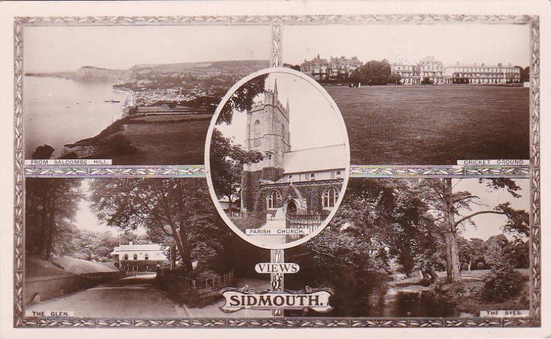 rp sidmouth devon england uk 00 10s parish