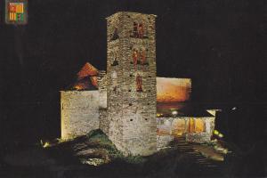 Postal 61526 : Valls d Andorra. Canillo. Esglesia Romanica de Sant Joan de Ca...