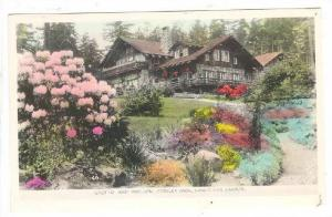 RP, Grotto And Pavilion, Stanley Park, Vancouver, British Columbia, Canada, 1...