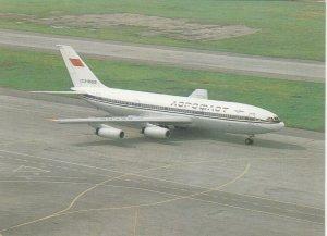 AEROFLOT IL-86 Airplane , 80-90s