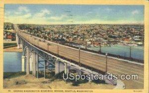 George Washington Memorial Bridge - Seattle