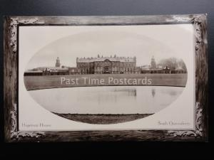 Scotland SOUTH QUEENSFERRY Hopetoun House - Old RP Postcard by J. Wilson of S.Q.