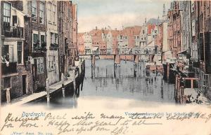 Netherlands Dordrecht Voorstraatshaven bij het Scheffersplein