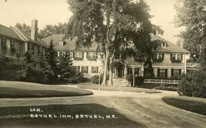 ME - Bethel. Bethel Inn   *RPPC