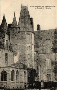 CPA Vitre Chateau des Rochers Sevigne FRANCE (1015775)