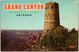 Grand Canyon The Watchtower at Desert View
