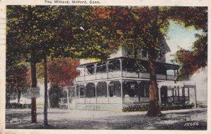 MILLFORD , Connecticut , 1923 ; The Willard